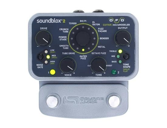 Source Audio Soundblox 2 OFD Guitar Micro