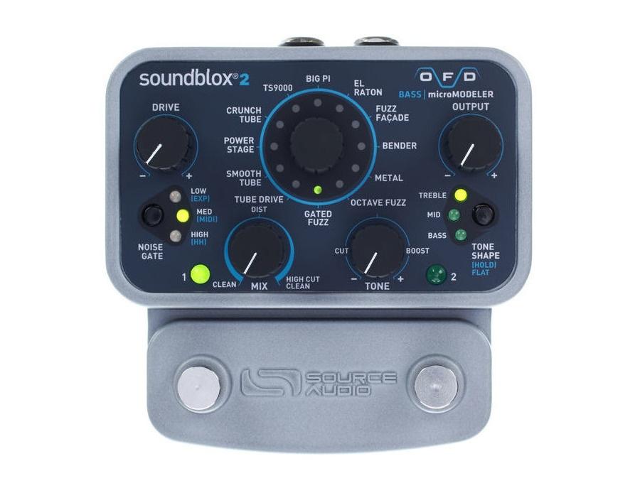 Source Audio Soundblox 2 OFD Bass MicroMod