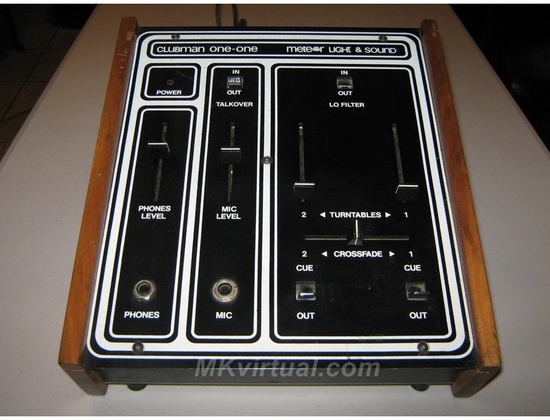 Meteor Clubman One-One Mixer