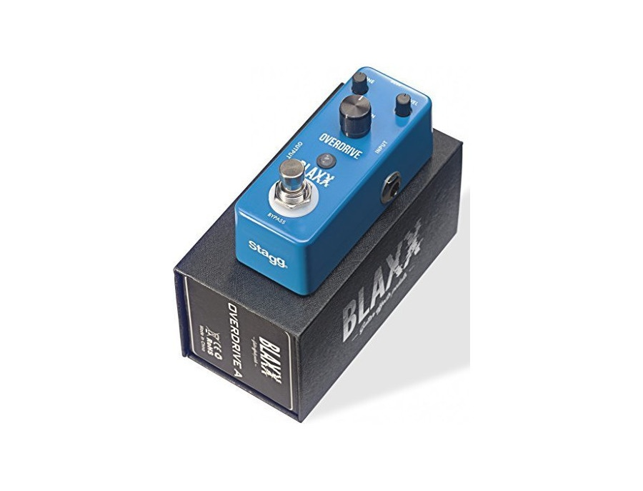Blaxx Overdrive Pedal