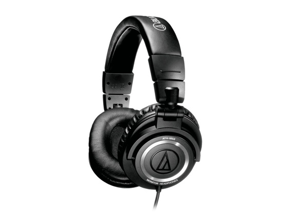 Audio-Technica ATH-M50 Professional Studio Monitor Headphones