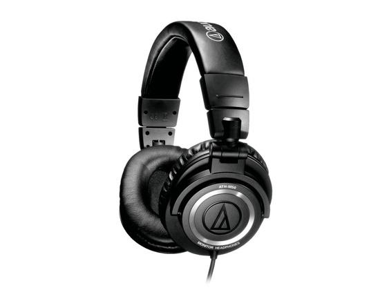 Audio-Technica ATH-M50 Professional Studio Monitor Headphones