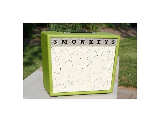 "3 Monkeys Amplification Hi-Baller 1x12"" combo"
