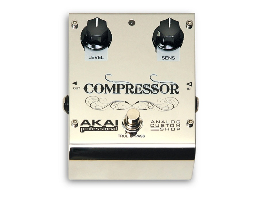 AKAI Analog Custom Shop Compressor