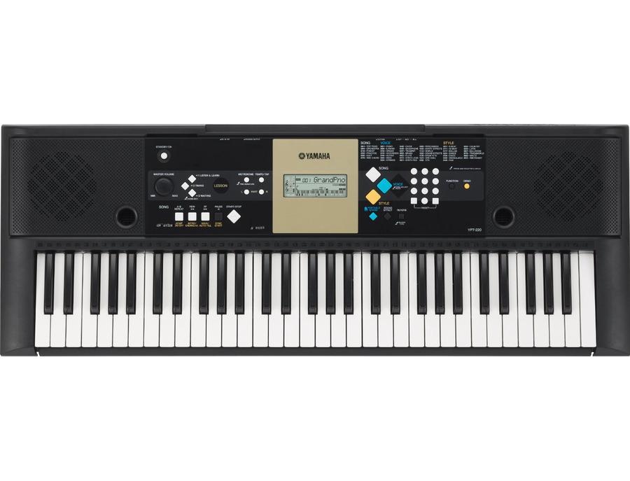 Yamaha ypt 220 keyboard xl