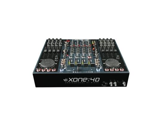 Allen & Heath Xone:4D Universal DJ Controller