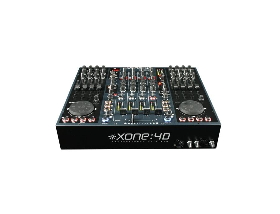 Allen heath xone 4d universal dj controller xl
