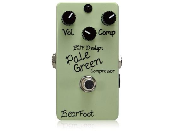 BearFoot FX Pale Green Compressor