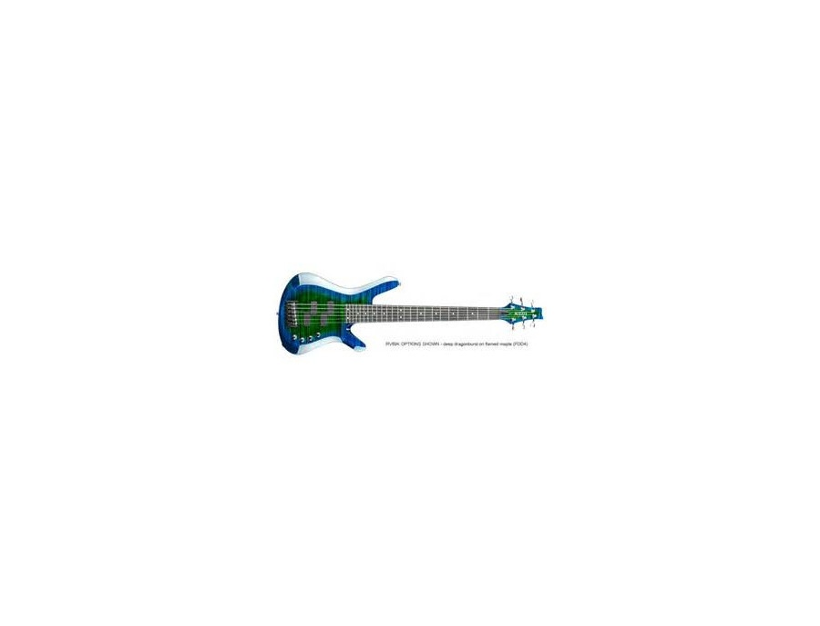 Kiesel 6 string Vanquish Bass