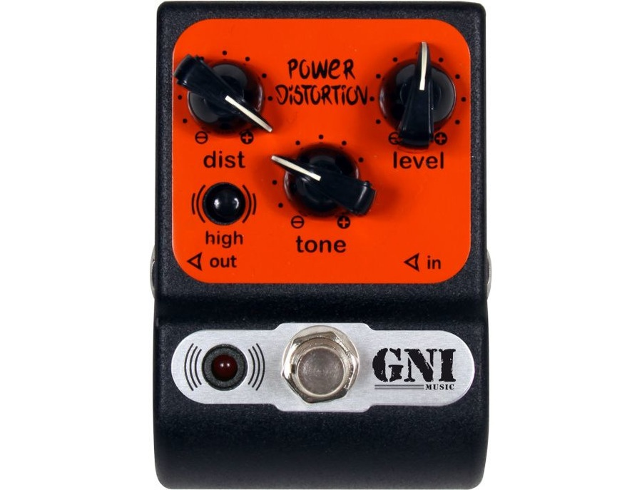 GNI Power Distortion
