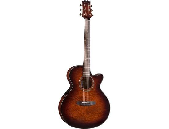 Mitchell MX420 Grand Auditorium Acoustic-Electric Guitar