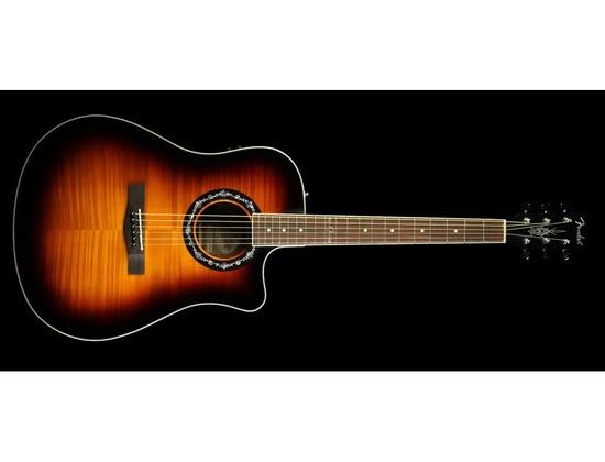 Fender T-Bucket 300CE Sunburst