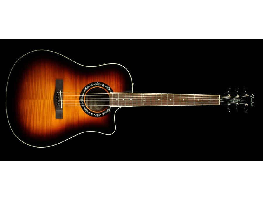 Fender T-Bucket 300CE Sunburst