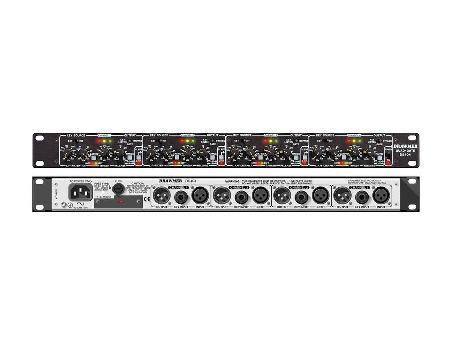 Drawmer DS404 Quad Noise Gate