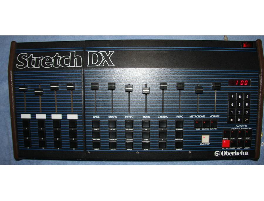Oberheim DX Stretch