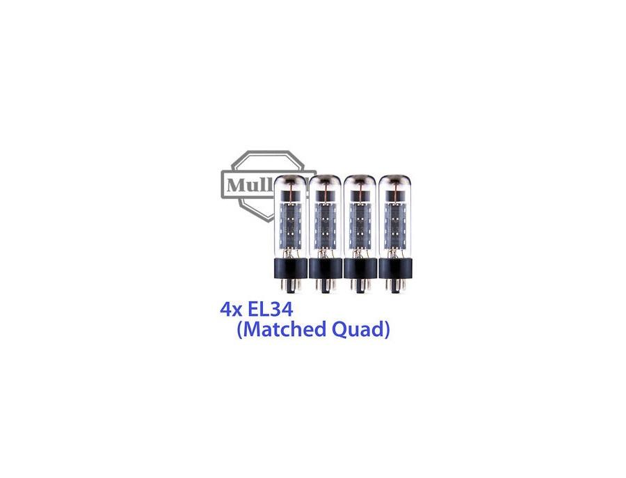 Mullard RI EL34