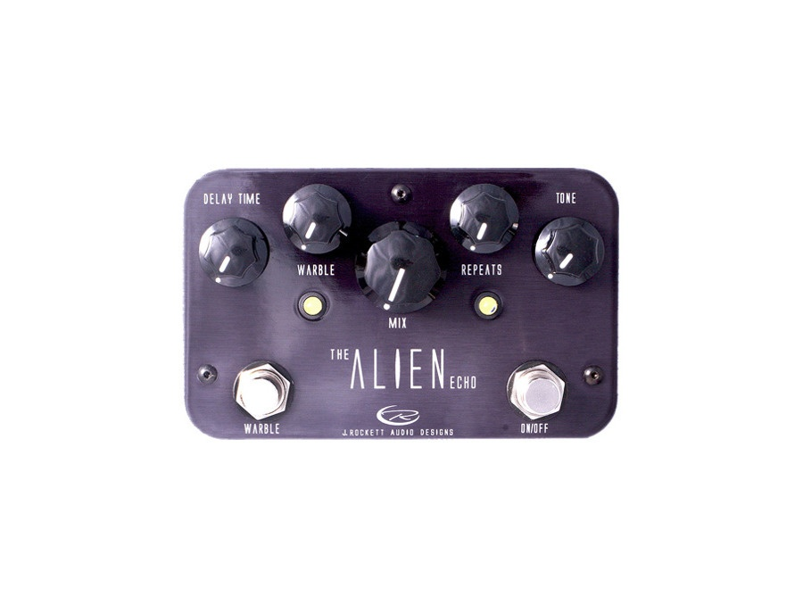J. Rockett The Alien Echo