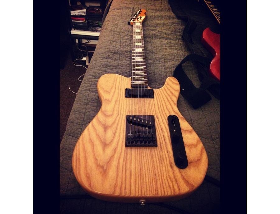 Custom Built Fender Telecaster With Gibson Style Neck