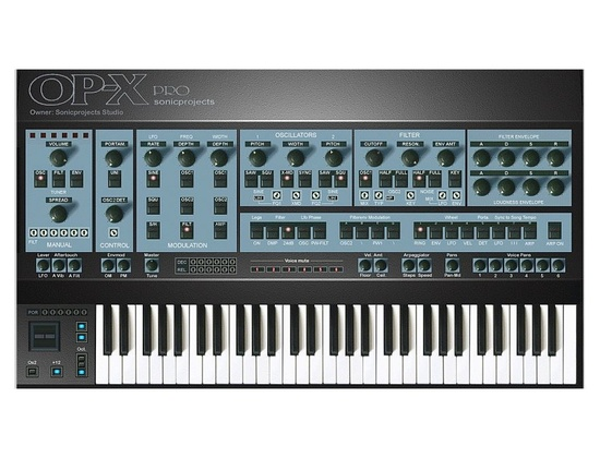 Sonic Projects OP-X Pro
