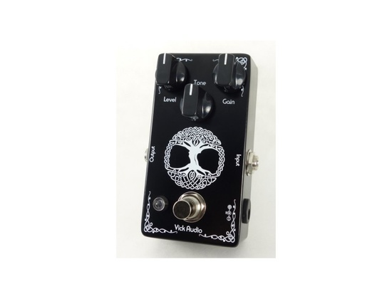 Vick Audio Tree Of Life Overdrive Pedal