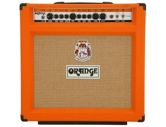 Orange Rockerverb 50 MK 2 Combo Guitar Amplifier