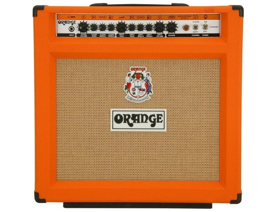 Orange Rockerverb 50 MK 2 Combo Guitar Amplifier