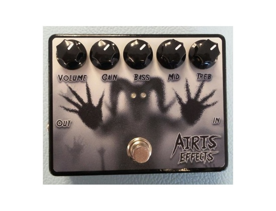 Airis effects Hades preamp