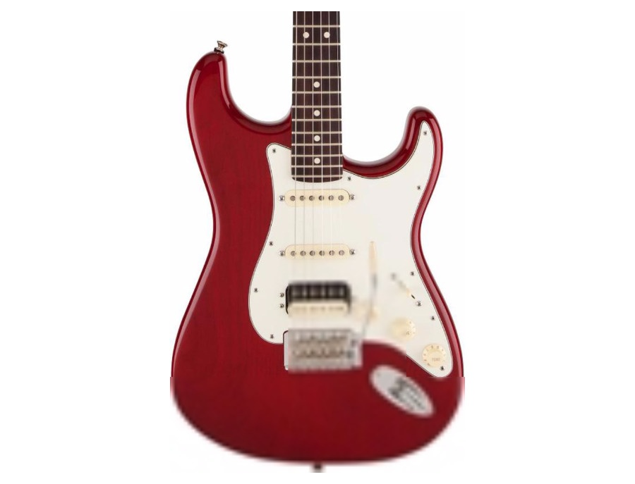 Fender USA Professional Stratocaster HSS