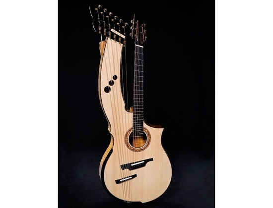 Greenfield Guitar Harp