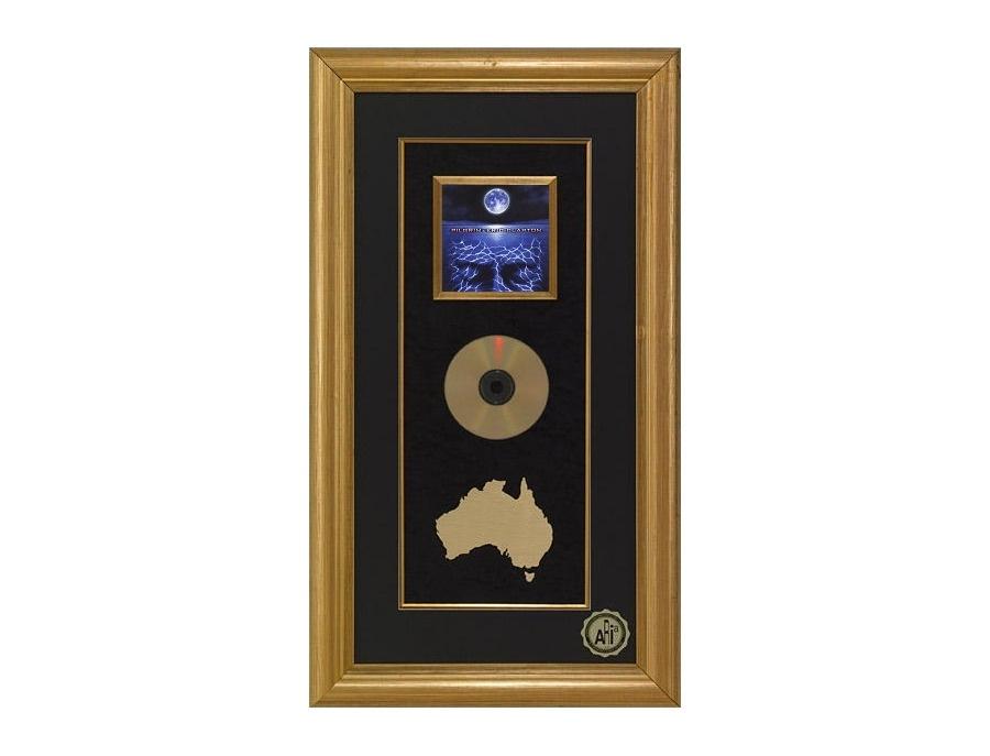 "ARIA Gold Sales Award – ""Pilgrim"""