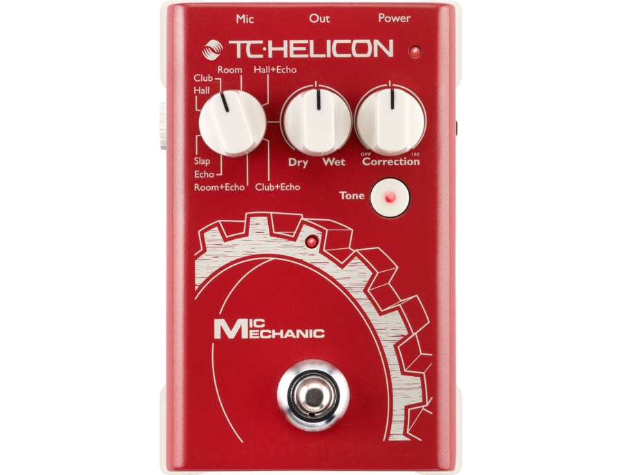 TC Electronics Mic Mechanic