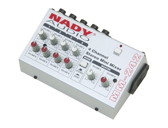 Nady MM-242 Mixer