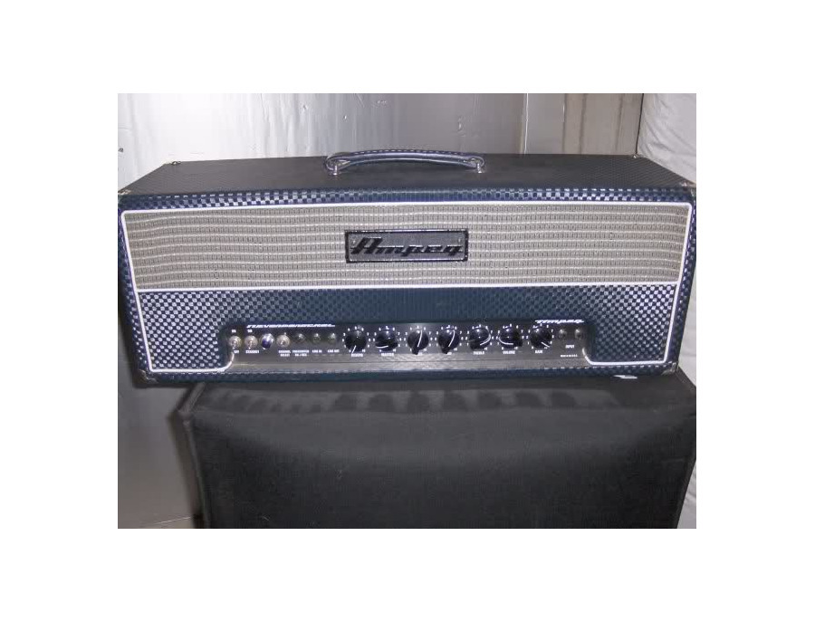 Ampeg Reverbrocket 50H