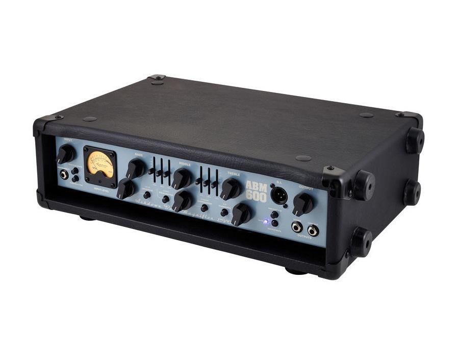 Ashdown ABM-600 Evo IV