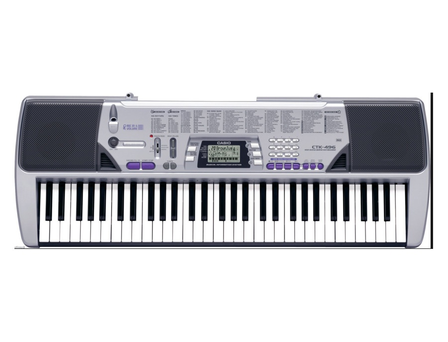 CASIO KEYBOARD CTK