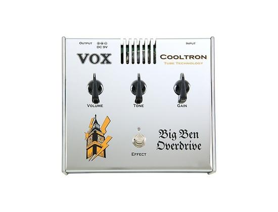 Vox Big Ben Overdrive Pedal