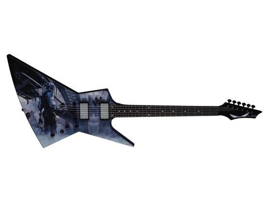 Dean Dave Mustaine Zero - Dystopia