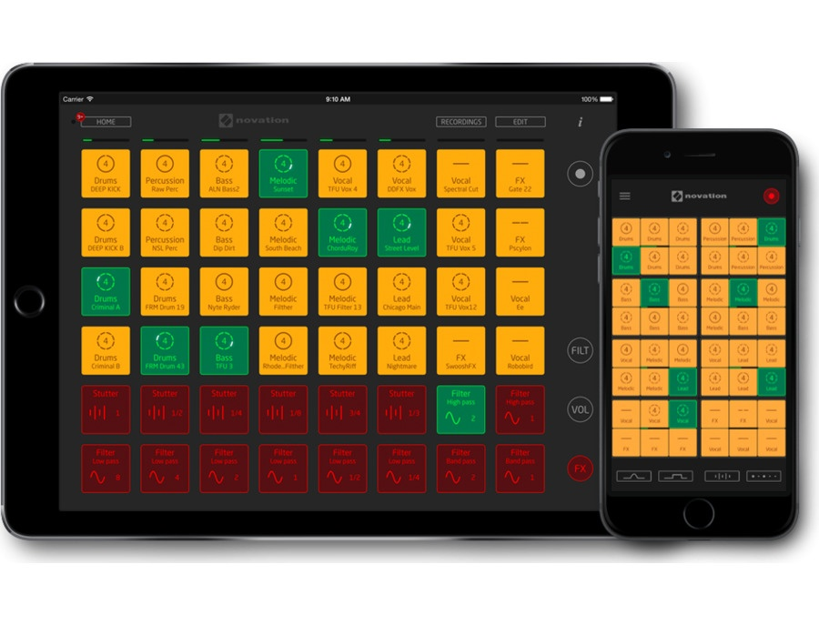 Novation Launchpad for iOS