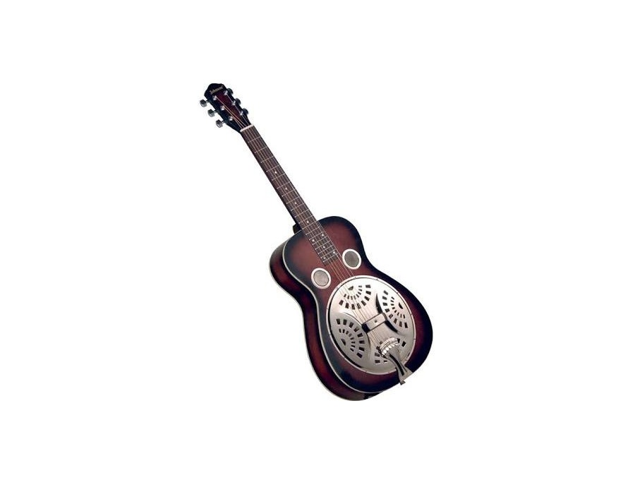 Johnson JR-410-VS Delta Blues Resonator Resophonic Guitar