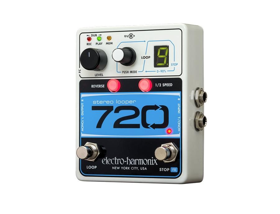 Electro-Harmonix 720 Stereo Looper Pedal
