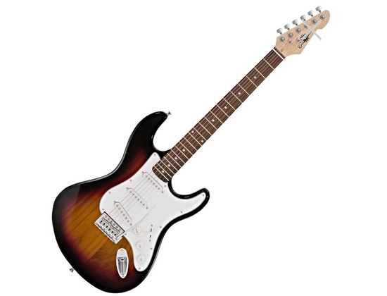 Gear4music LA electric guitar