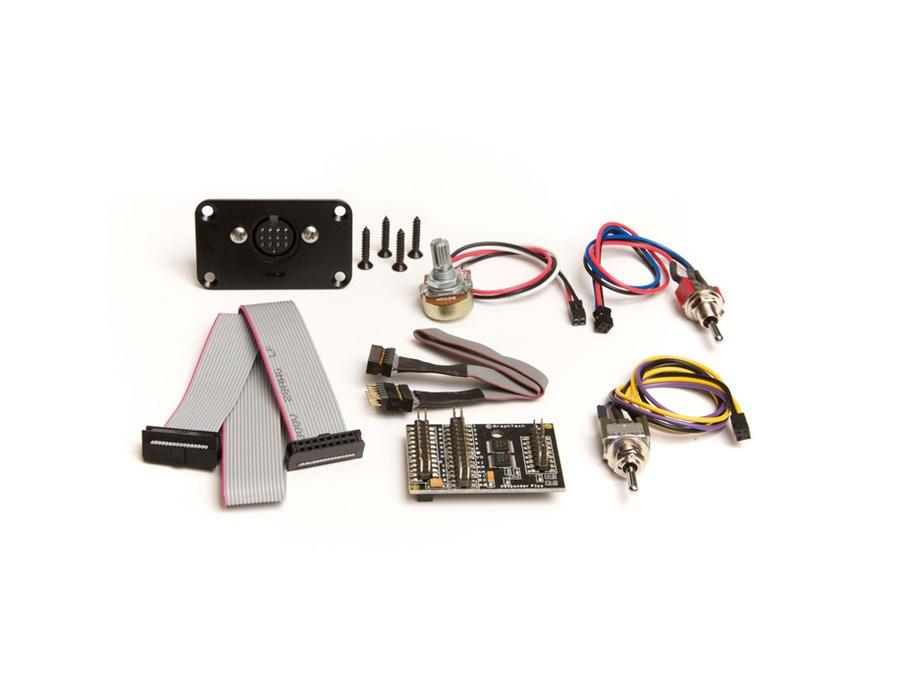 Graph Tech PK-0440-00 : Ghost Hexpander MIDI Preamp Kit (Advanced)