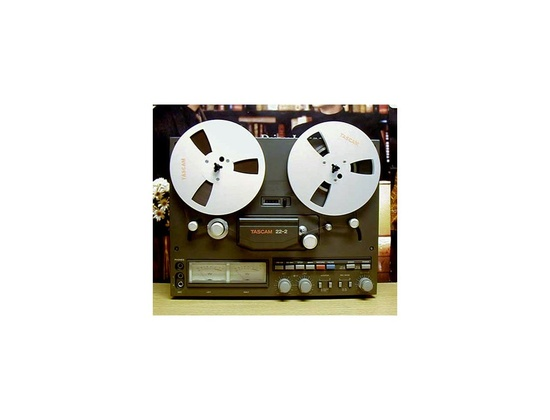 Tascam 22/2 reel to reel 1/4 p