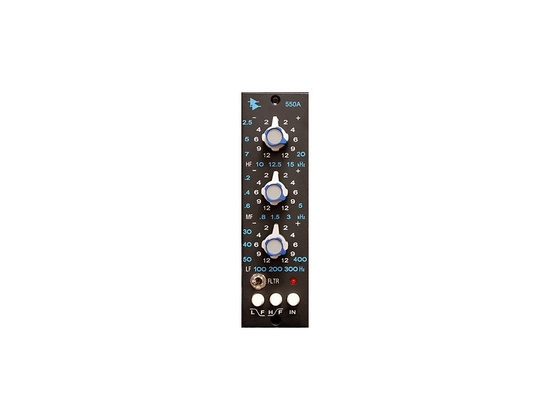 API 550A Discrete 3 Band EQ