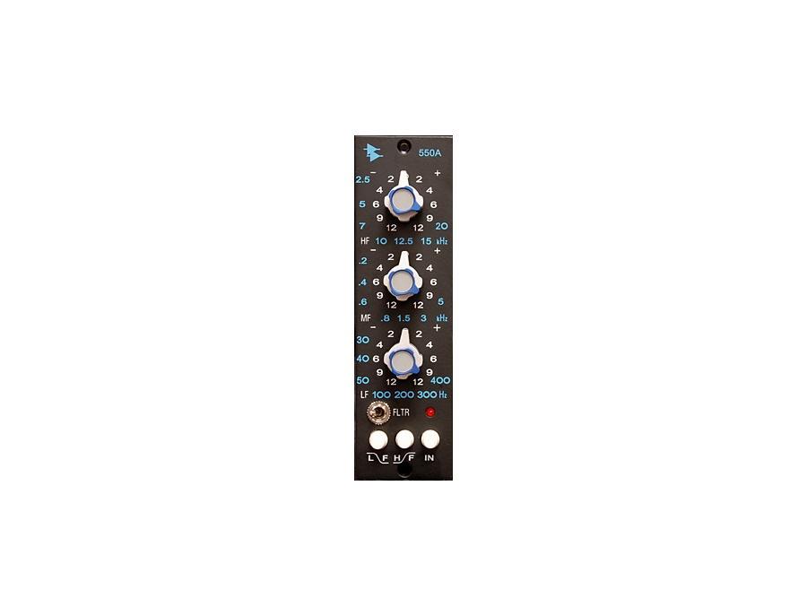 API 550A Discrete 3 Band EQ