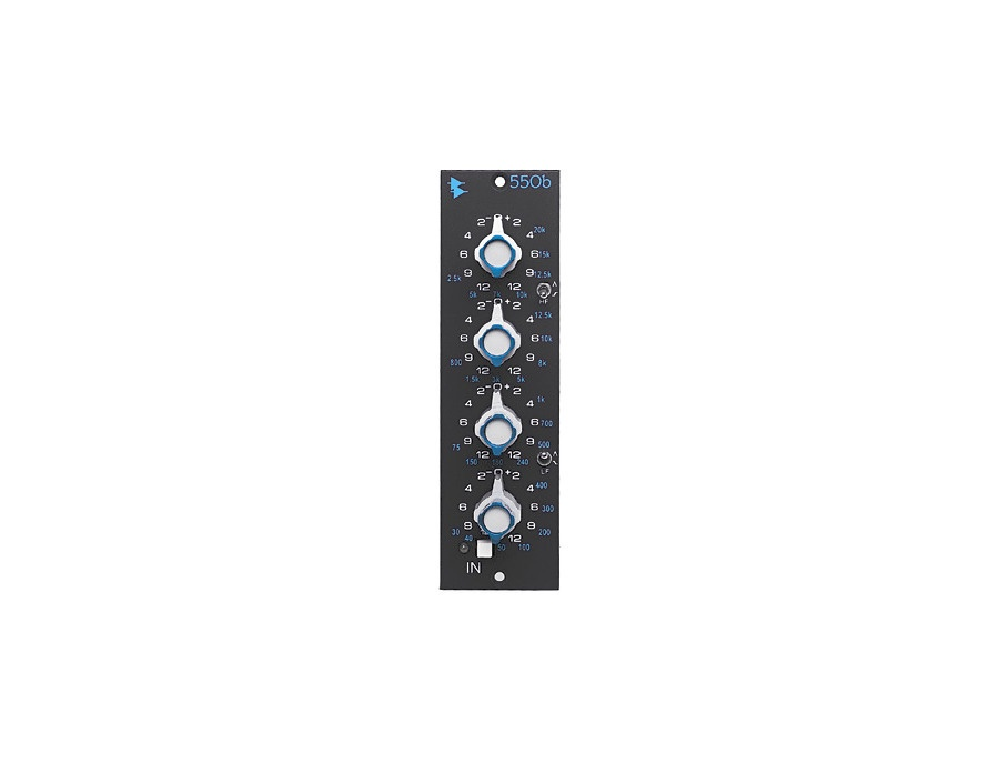 API 550B Discrete 4 Band EQ