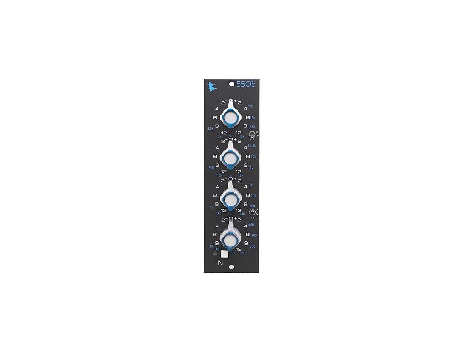 API 550B Discrete 4 Band EQ