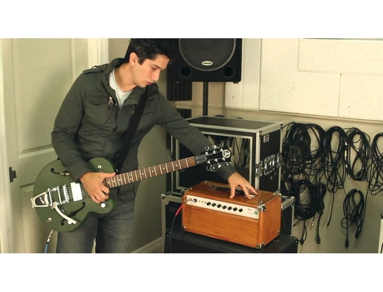 Custom Vortex Sound Labs Amp