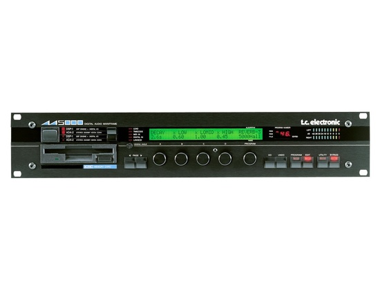 TC Electronic M5000 Multi-Effects Processor
