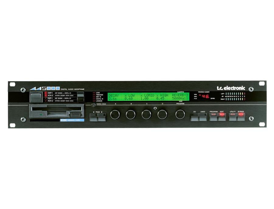 Tc electronic m5000 multi effects processor xl